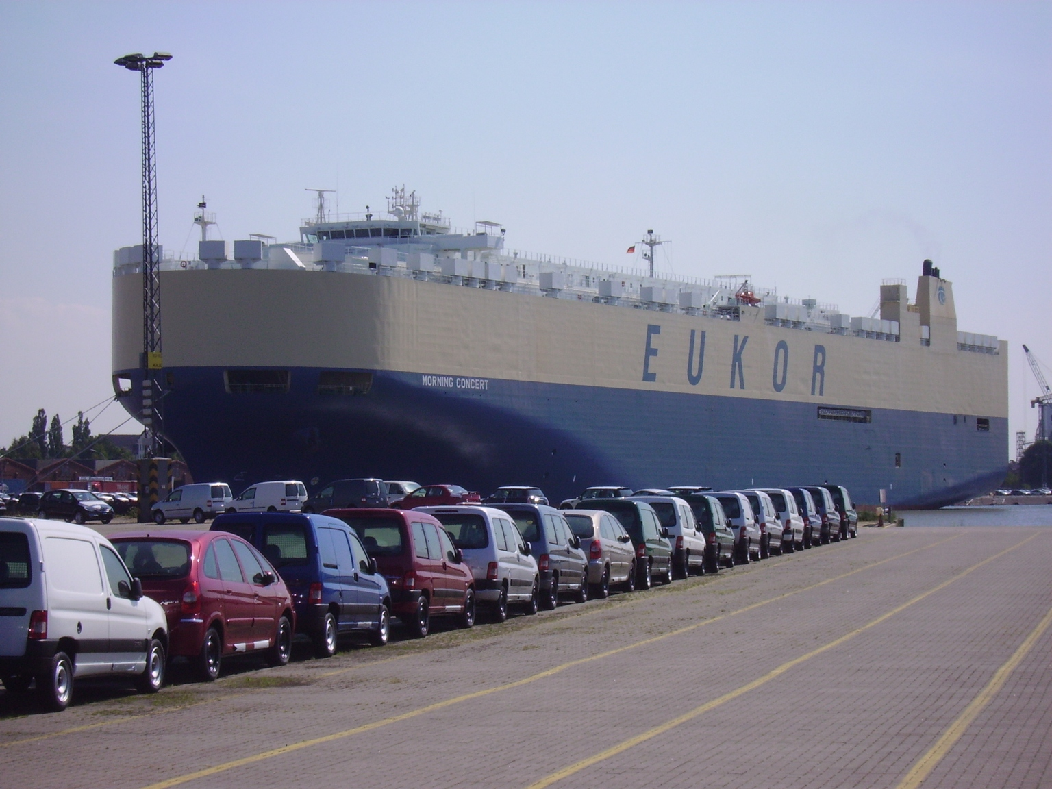 Car Shipping Methods Car Export America