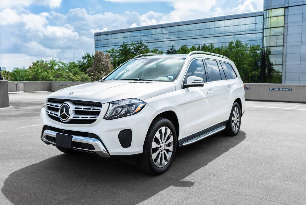 2017 MERCEDES BENZ GLS 450