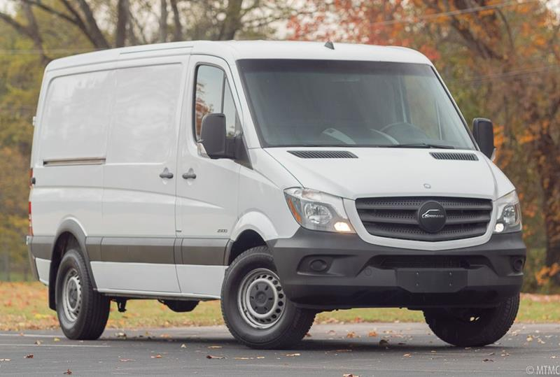 2015 MERCEDES BENZ SPRINTER CARGO