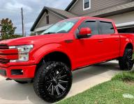 2018 FORD F-150 LARIAT 4WD V8 SUPERCHARGED!
