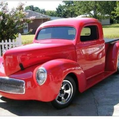1941 WILLYS AMERICAR PICKUP