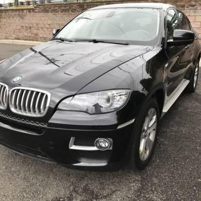 2013 BMW X6 ONLY  MILES LOADED