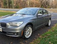 2015 BMW 535i GT Loaded