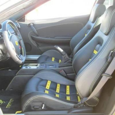 2005 FERRARI F430 DAYTONA SEATS LOW MILES FULLY SERVICED