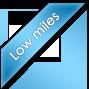 low mileage