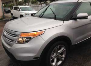 2013 Ford Explorer Limited Heading To Lagos Nigeria Buy American